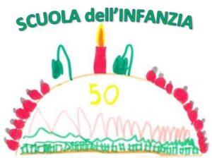 50° anni scuola INFANZIA