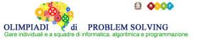logo_Olimpiadi di Problem Solving